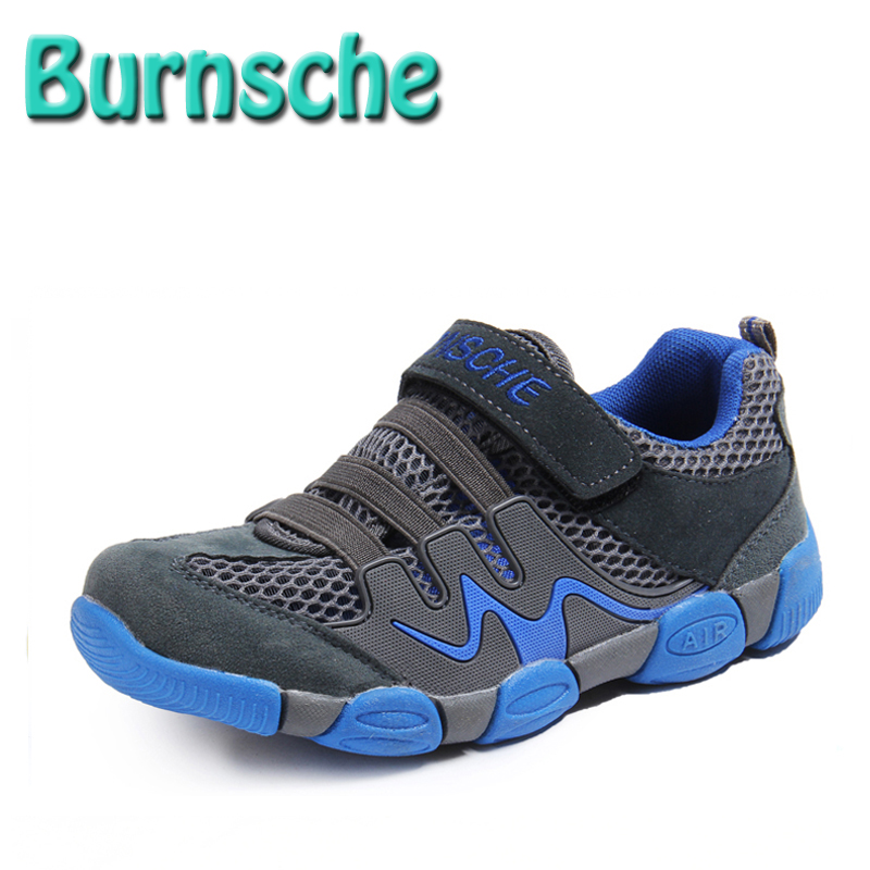 Autumn children boys girls cutout gauze breathable child sport casual shoes - Glory Lamb liu's store
