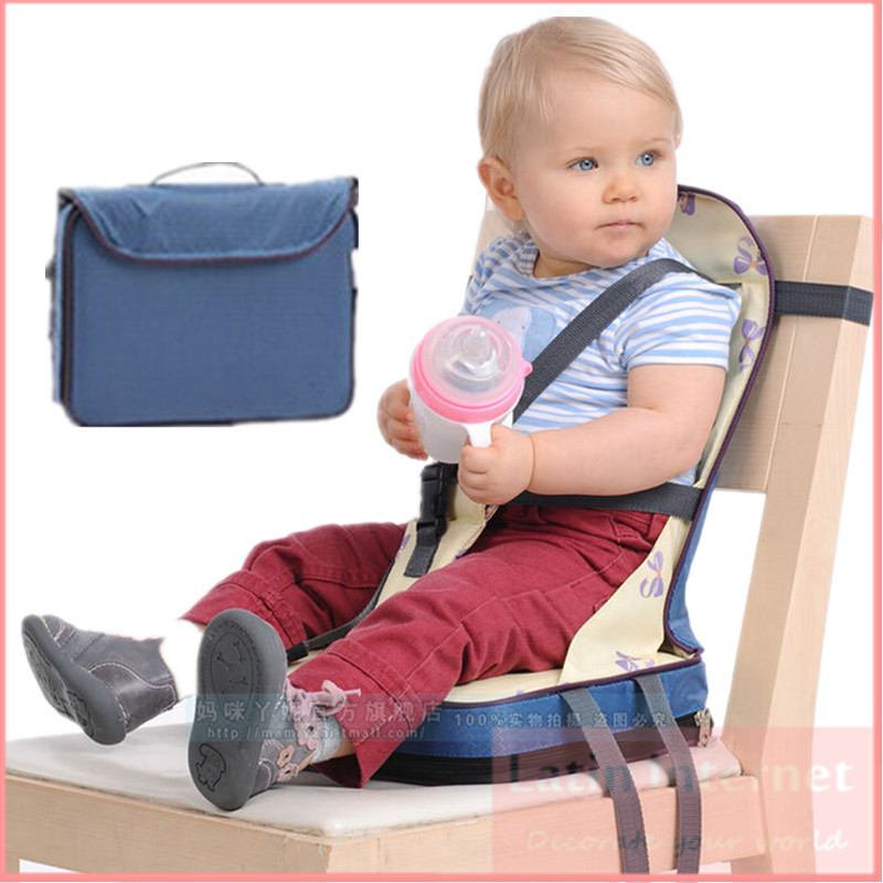 Safety New Arrival Fashion Infant Seat Portable Baby Chair For Feeding Highchair For Baby Folding Safety High Quality Baby Seat(China (Mainland))