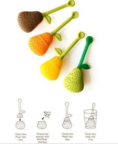 Portable Cute Pear Herb Tea Spice Silicone Infuser Teapot Diffuser Herbal Strainer Filter Free shipping  Portable Cute Pear Herb Tea Spice Silicone Infuser Teapot Diffuser Herbal Strainer Filter Free shipping  Portable Cute Pear Herb Tea Spice Silicone Infuser Teapot Diffuser Herbal Strainer Filter Free shipping  Portable Cute Pear Herb Tea Spice Silicone Infuser Teapot Diffuser Herbal Strainer Filter Free shipping