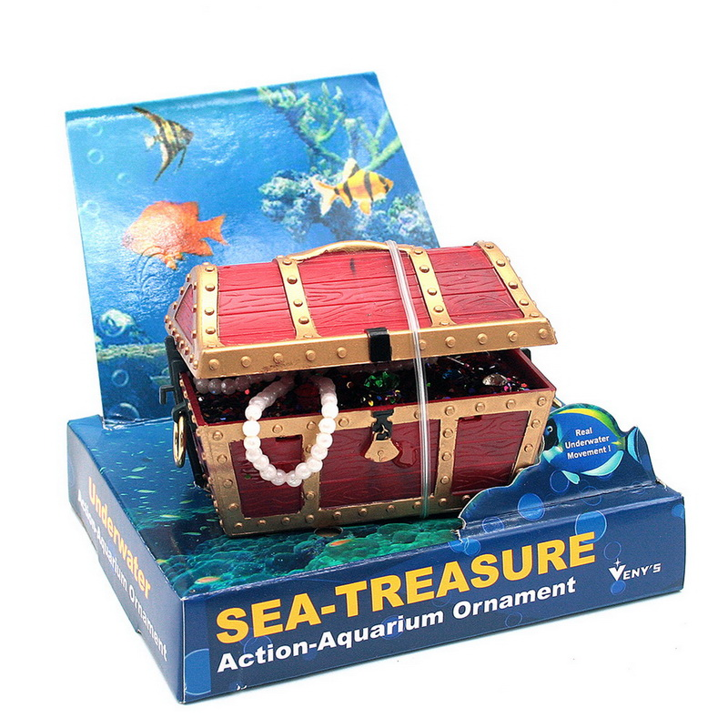 Buy air action sea treasure chest for Accessoire decoration