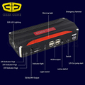 12V 600A 68800mAh Big Capacity Petrol Diesel Car Jump Starter Emergency Start Battery Phone Laptop Power