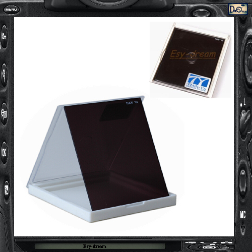 Better TianYa Square ND8 Grey Neutral Density Filter for Cokin P series PA443