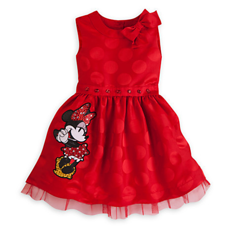 2016 New Girls Dress Summer New Year Minnie Mouse Dot Bow Children Clothing Baby Kids Cute Clothes for 1-7Y Girl's Party Dresses(China (Mainland))