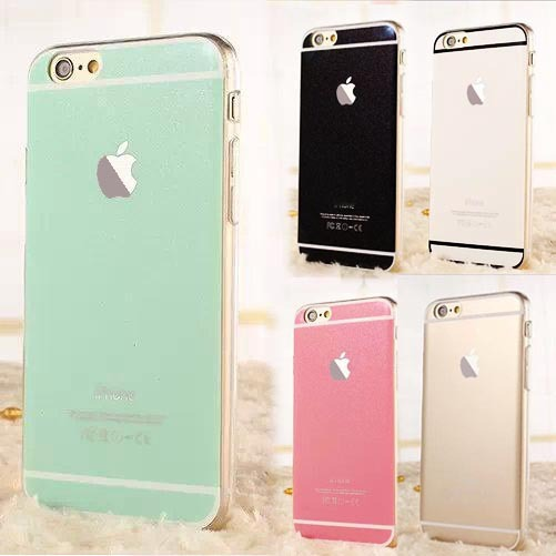 HOT Sale! 2015 Newest Fashion Cute Candy Colors TPU For iphone5 Case i5 Phone Cases Back Covers For Apple iphone 5 5S 5G Case(China (Mainland))