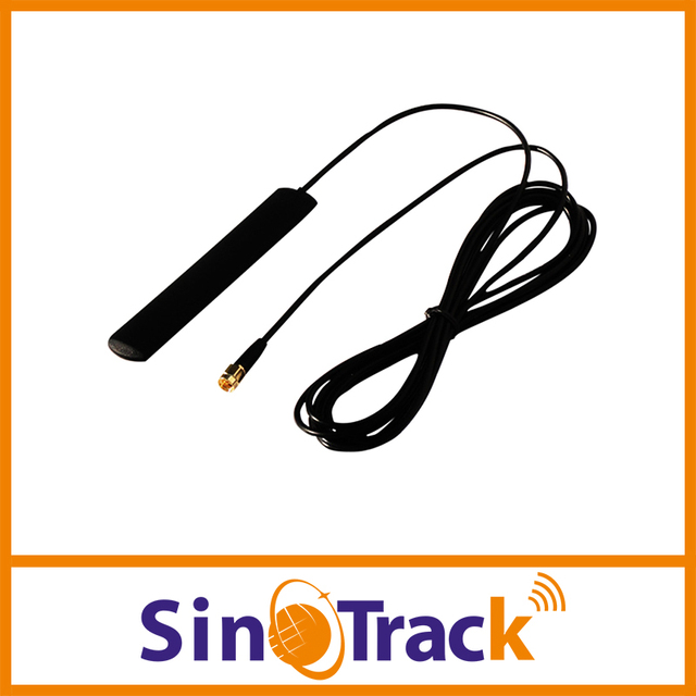 GSM Antenna SMA male connector RG174 3m Cable for GPS Tracker AL-900C