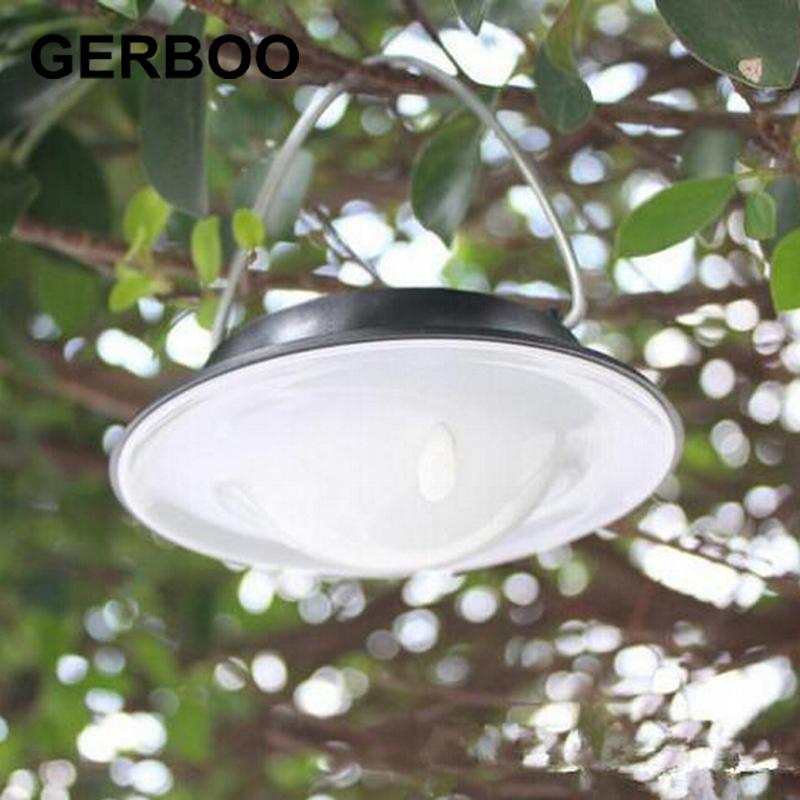 Solar Panel Lamp Garden LED Solar Light Outdoor for Emergency Waterproof rainproof Led font b Camping