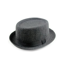 3 Colors Fedoras Hat Men 65% Cotton Panama Hats Casual Jazz Hat For Men(China (Mainland))