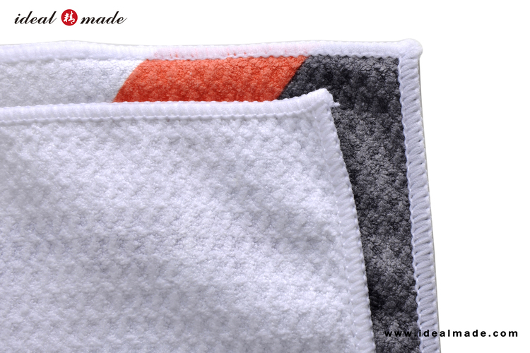 Wholesales Waffle Microfiber Golf Towel Personalized Logo Promotion Gift Towels Sulimation Print Size 15*24'' Wolrd Cup Games(China (Mainland))