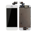 Lcd display screen touch glass panel digitizer Home button Front camera flex cable assembly for iphone