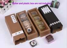 30pcs Macaron packaging boxes, Macarons Organizer Storage Box Cookie Cupcake Drawer Container