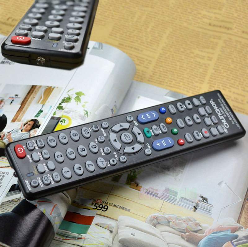Remote Control HDTV LCD LED Brands Works On Universal For Samsung E-S903 Free Shipping(China (Mainland))