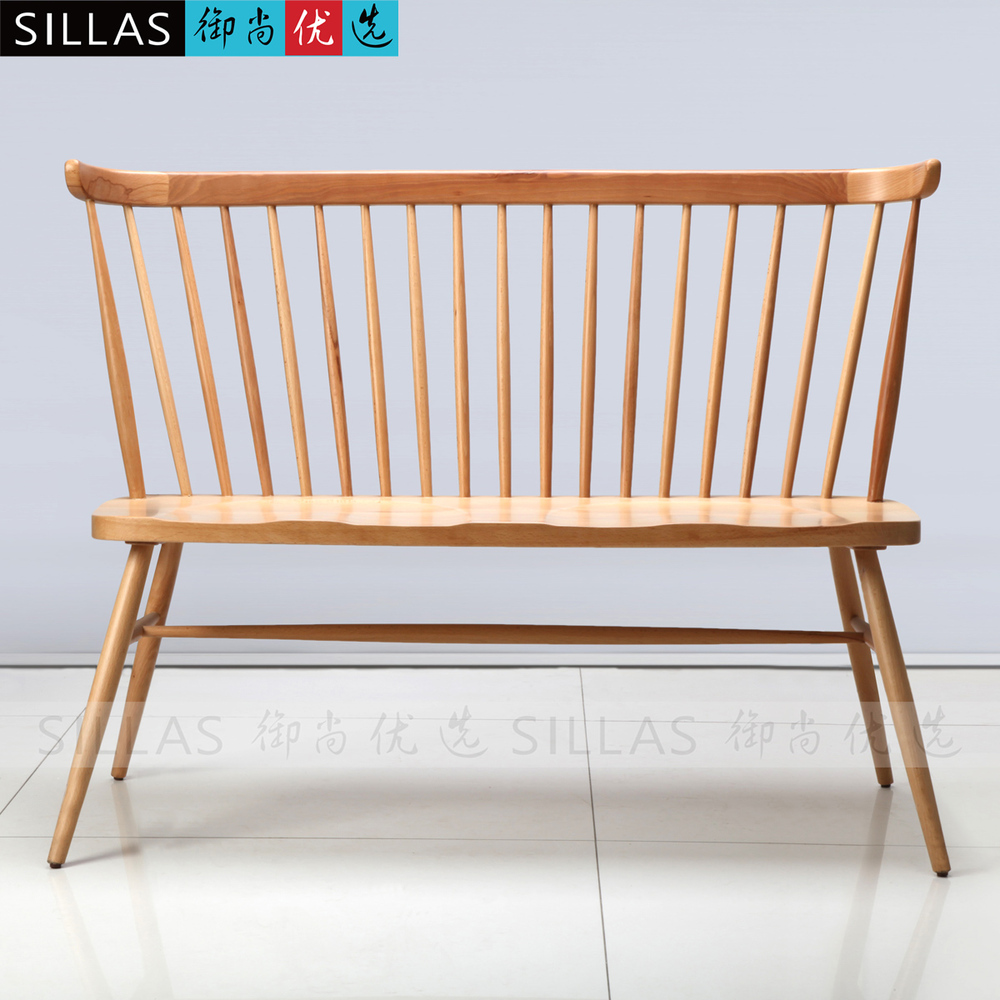 chair boss Picture More Detailed Picture about Double  : Double Windsor chair wood chair Scandinavian designer furniture wooden dining chairs American restaurant Cafe Desk <strong>Stool</strong> from www.aliexpress.com size 1000 x 1000 jpeg 330kB