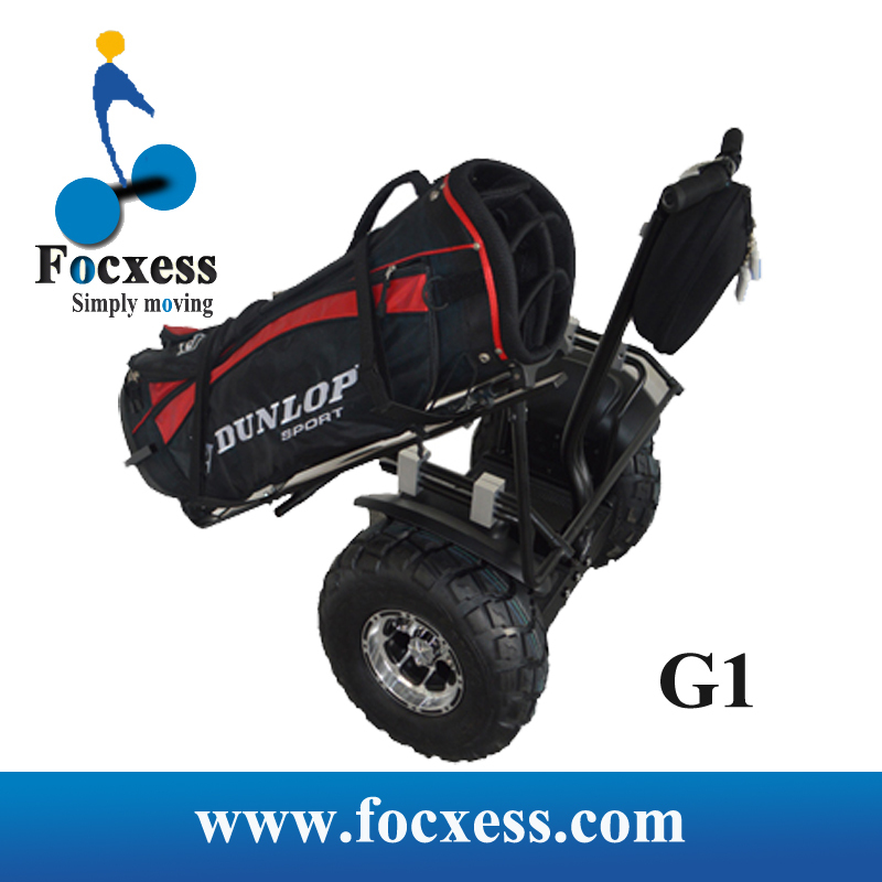 Lastest Focxess G1 two wheel high Speed Best Golf self-balance electric scooter adult personal transporter attachment - High Tech Limited store