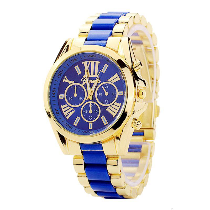 2015 Free Shipping Analog New Fashion Geneva Watch Women Men Watche Quartz Wristwatch Ladies wristwatches