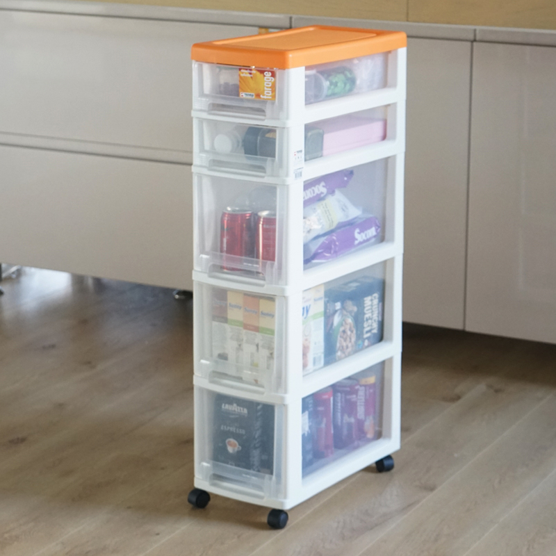 22cm Ultra Narrow Gap Narrow Belt Pulley Plastic Five