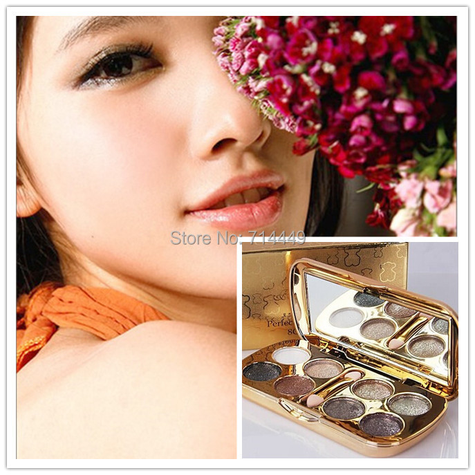 Professional Eyeshadow Palette Shimmer Smoky Makeup Stage Korea Style Cosmetics Tools Eye shadow Products - N&S Store store