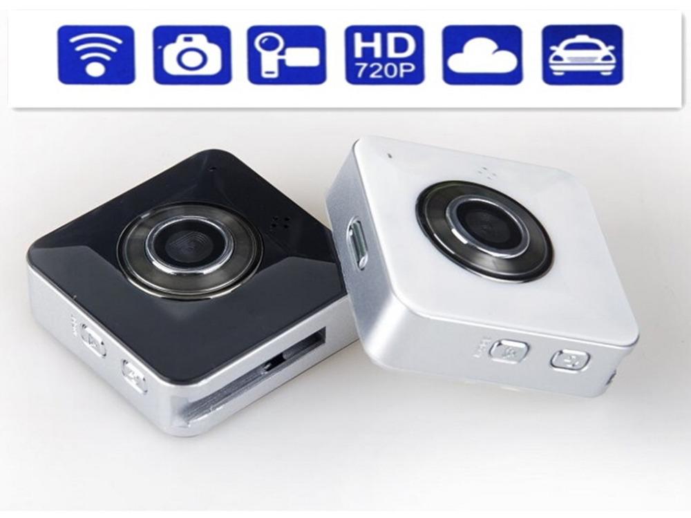 Wireless Car DVR Mini Wifi Camera Car 3g Smart Cloud VIDEO Recorder P2P Two-way Voice 720P Full HD Hidden DVR Free Shipping(China (Mainland))