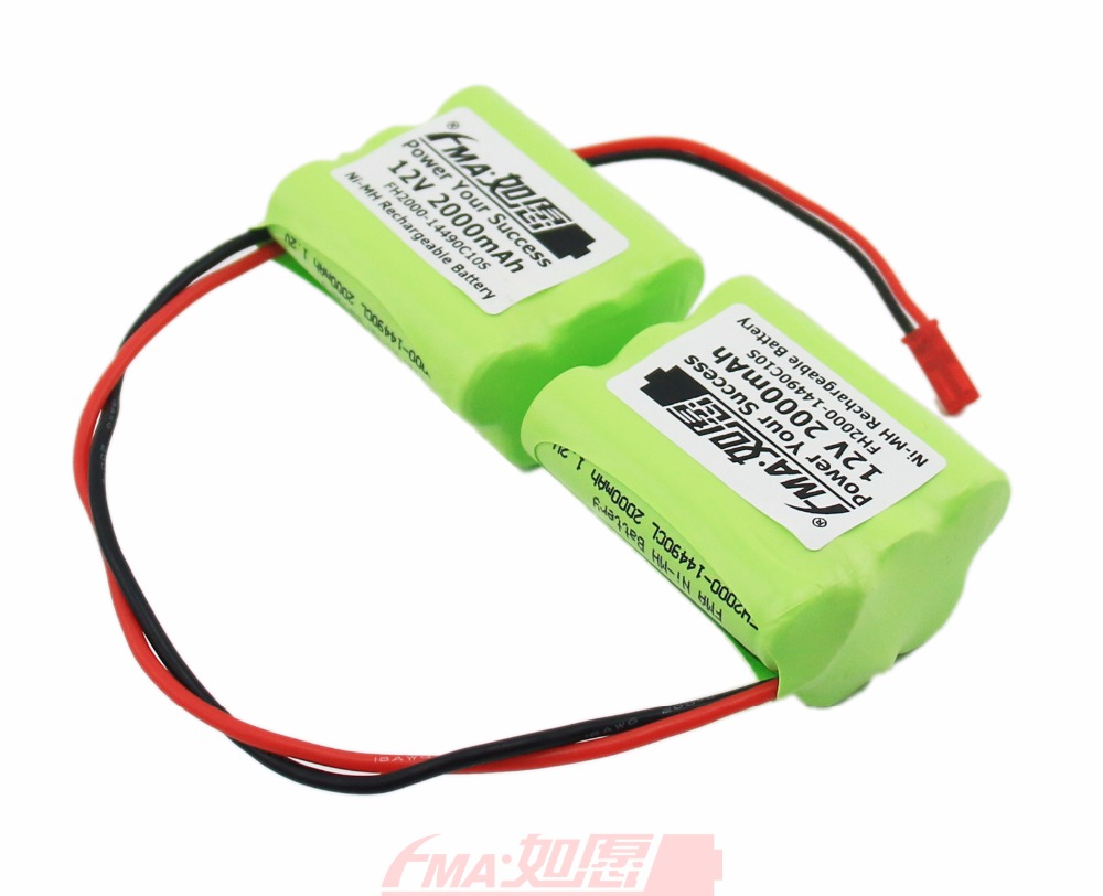 Vacuum Cleaner Battery to Robot M608 Ni-MH Rechargeable 12V 2000mAh 2x5SW(China (Mainland))