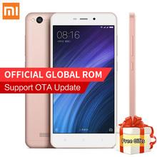 Buy Original Xiaomi Redmi 4A Mobile Phone Snapdragon 425 Quad Core 2GB RAM 16GB ROM 13.0MP Camera 1280x720P MIUI 8.1 3120mAh Redmi4A for $93.37 in AliExpress store