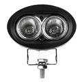 Spotlight High Quality Offroad Working Light 20W 12V Worklight For ATV SUV Motorcycle Truck Boat LED
