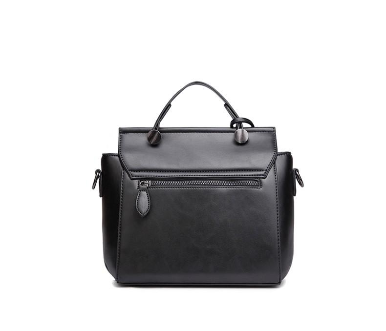 Burnished Leather Handbag Ladies New Fringes Black Grey Pink Hand Bag Designer Tassel Women PU Leather Shoulder Bag