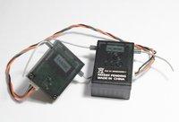 12pcs/lot AR6200   6-Channel Receiver Ultralite AR6210 2.4GHz receiver jr fast