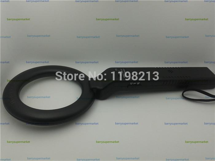 MD300 Hand-Held Portable Security Metal Detector Scanner High Sensitivity  Security Instrument (Metal Detectors)