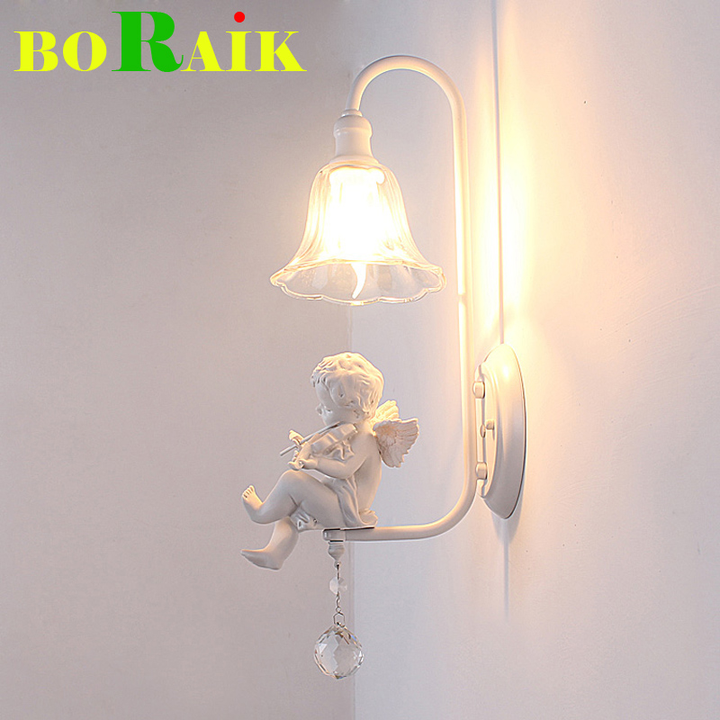 Aliexpress.com : Buy Modern LED Wall Lamps Europe Style Vintage Bedside Lamps Balcony/Stair ...