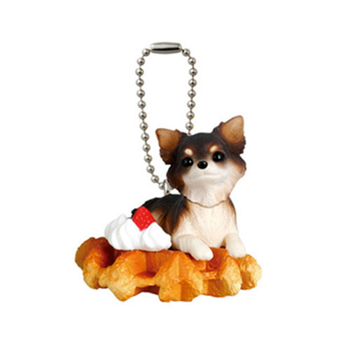 Fake Toy Dogs : Animal puppy dog doll fake cake figure in action toy