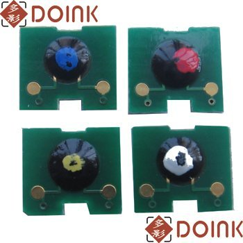 For HP Color LaserJet 1215 chip With LOWEST shipping by DHL