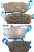 Sintered Motorcycle Brake Pad Set HONDA VT1300 VT 1300 Sabre 2011 & - ZXGYMT Accessories store