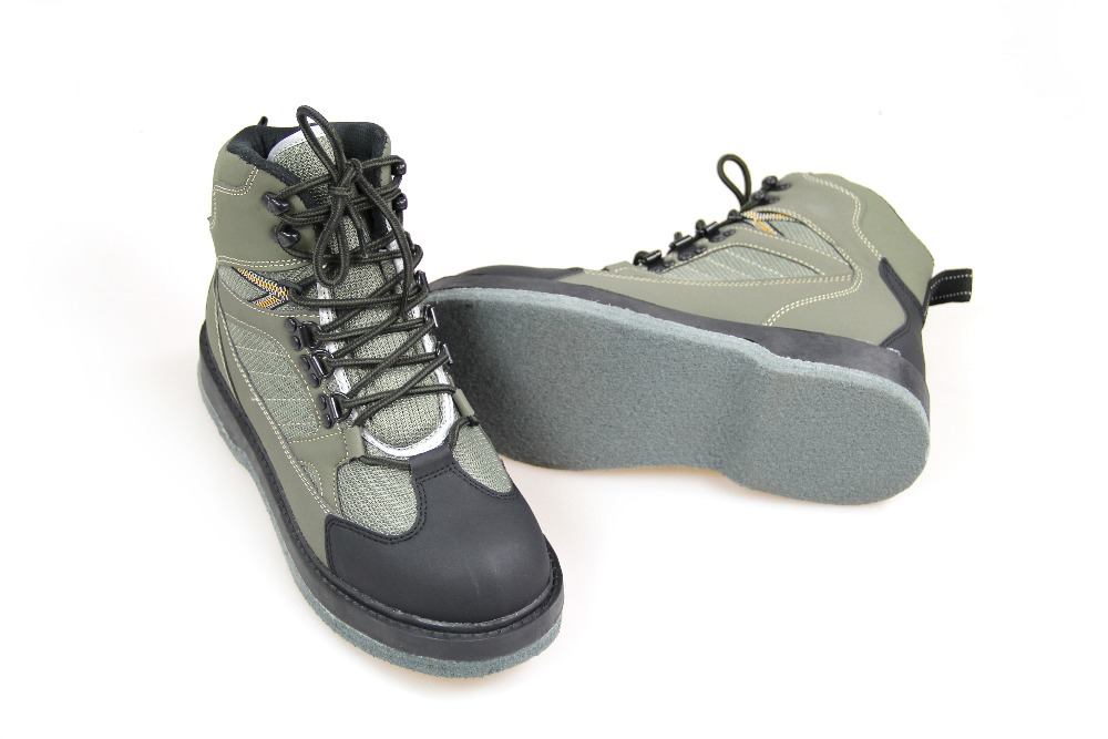 Men 39 s fishing wading shoes breathable and quick dry for Wading shoes for fishing