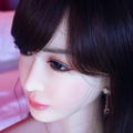 free shiping 158cm Replacing Head Used Real Japanese hot girl full silicone sex doll for men