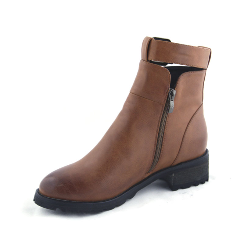 fashion boots toe womens shoes winter concise