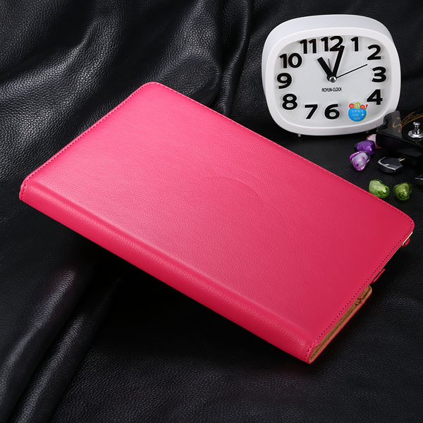 New Flexible Ultra Thin Flip Leather 360 Rotating Cases For Apple iPad2 3 4 Fashion Smart