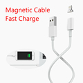 Maxium 2 4A Charging Magnetic Cable For iPhone 5 5s 5c SE 6 6s 7 Plus