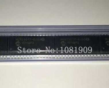 20pcs/lot MCP23017-E/SO MCP23017 original SOP 16-Bit I/O Expander with Serial Best quality(China (Mainland))
