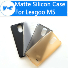 Leagoo M5 Case High Quality Ultra Thin Anti-knock Matte TPU Silicon Case Cover For Leagoo M5 Smart Phone(China (Mainland))