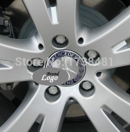 Popular mercedes benz wheel emblem aliexpress for Mercedes benz wheel cap emblem