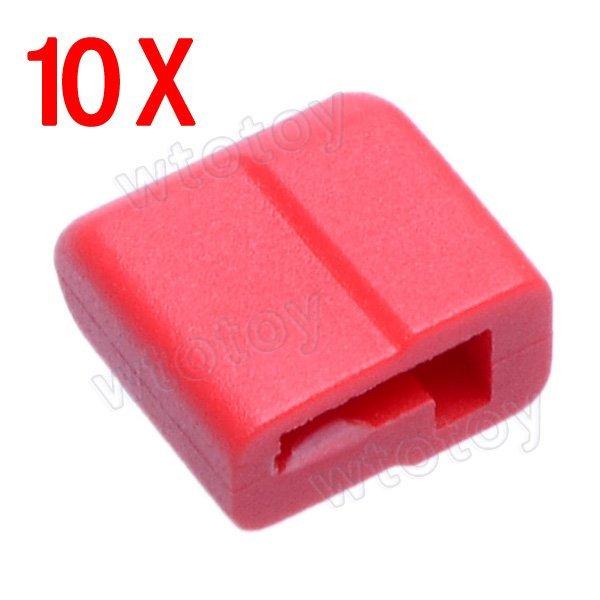 Rubber Cap for T-Shape/Dean Style Male Connector - (10 pcs) 12995