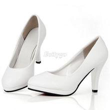 New Hot Fashion Womens shoes Ladies Stiletto sexy High Heels Office Dress Work Court Platform women pumps sapato feminino Y1(China (Mainland))