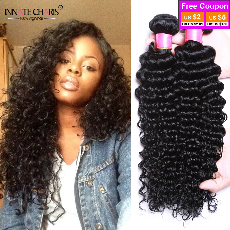 Crochet Hair Body Wave : Hair Products Brazilian Deep Wave 3Pcs Curly Crochet Hair Deep Body ...