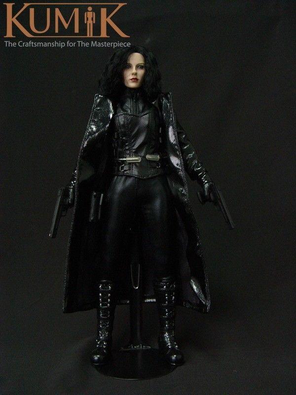 "Free shipping KUMIK 12"" Action Figure Kate Beckinsale Underworld"
