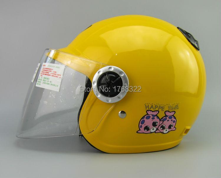Open face Motorcycle helmet, Free shipping, Jet Vintage Retro 3/4 helmet, ECE(China (Mainland))