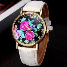 Excellent Quality Top Brand Design Vogue Quartz Watches Women Fashion Quartz Clock Leather Strap Wristwatches Relogio for Gift