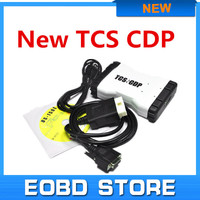 2015 New designed tcs cdp pro plus 3in1 wth led Multi-language 2014.1version No bluetooth Carton box Free shiping