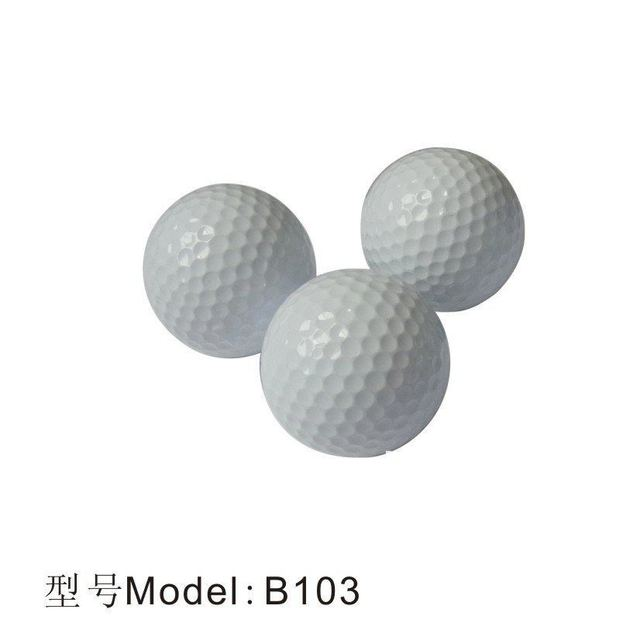 B103 Golf tournament ball(double layers),golf accessories,golf product