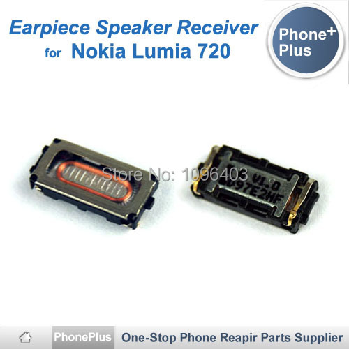 Earpiece Speaker Receiver Earphone Flex Cable Replacement Part Nokia Lumia 720 Tracking Number - Phone-Plus store