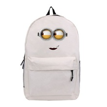 Hot Minion Backpack Kids School Bag Children Backpacks  Emoji Backpack Mochila Escolar(China (Mainland))