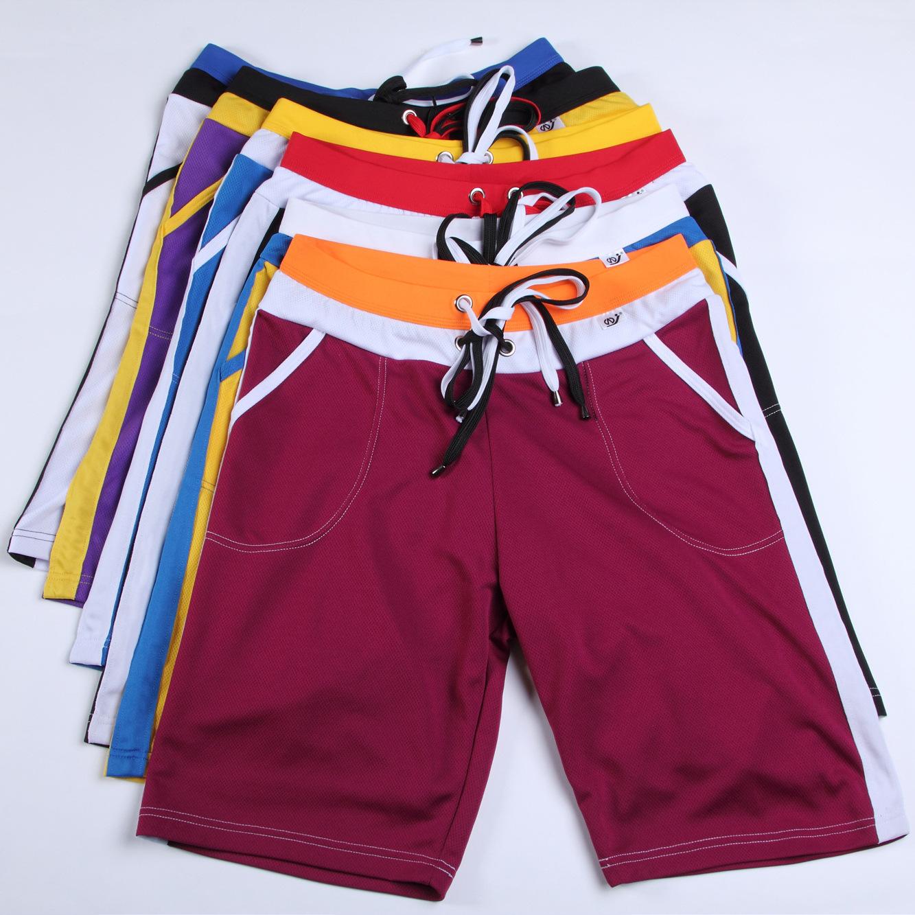 Fashion Brand Man Casual Shorts Double Drawstring Men Sport Wear ...